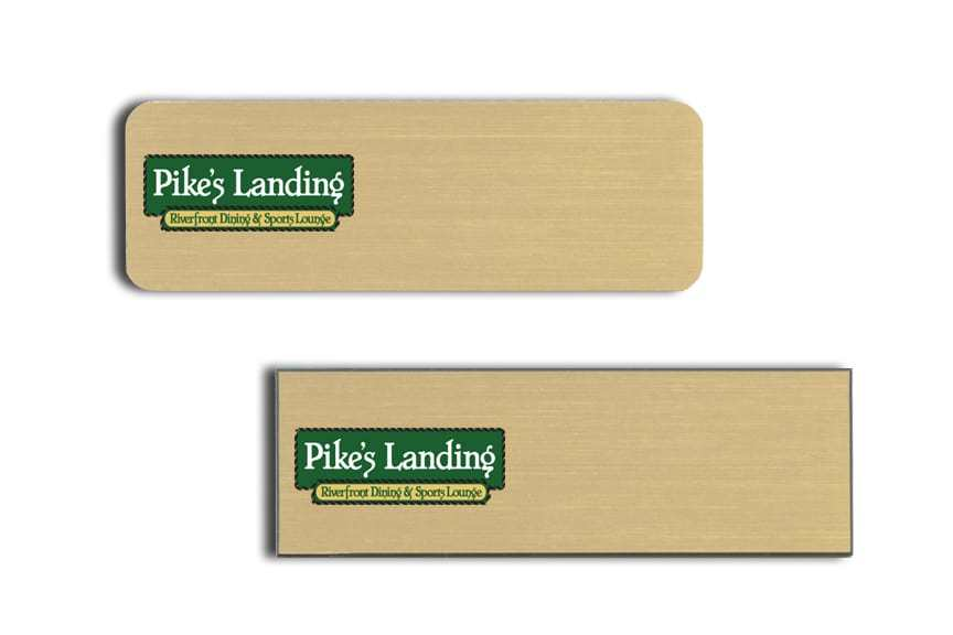 Pikes Landing Name Badges Tags