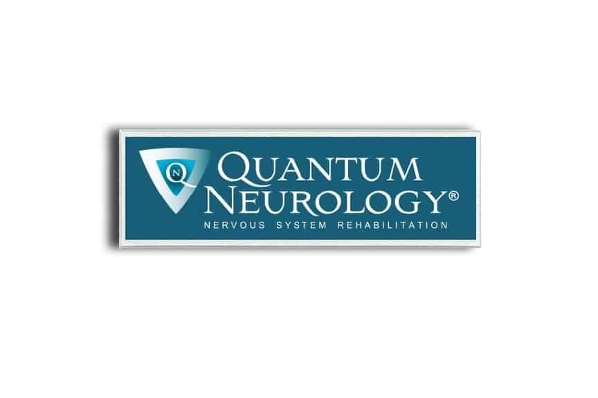Quantum Neurology Name Badges