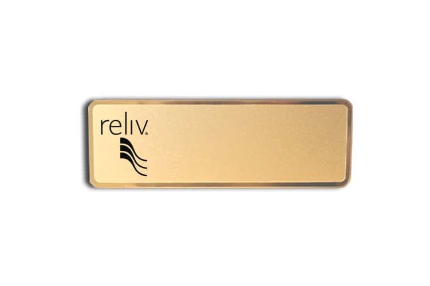 Reliv Name Badges