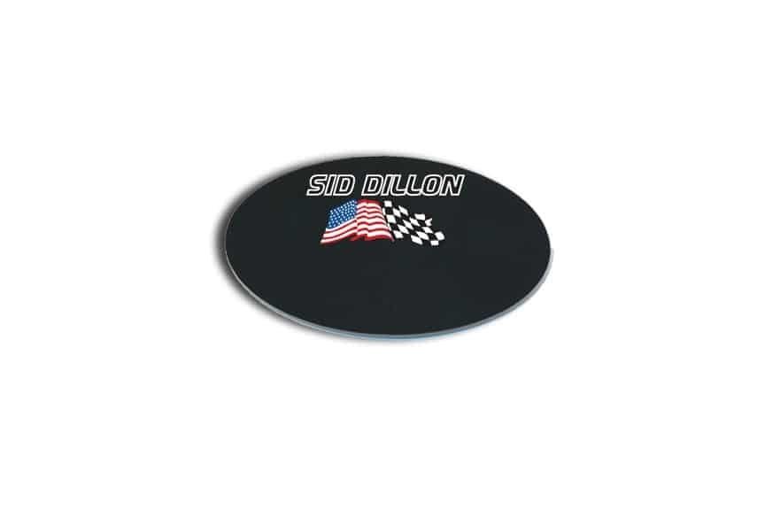 Sid Dillon name badges