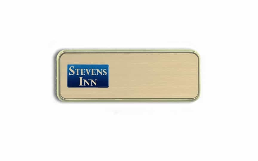Stevens Inn Name Badges