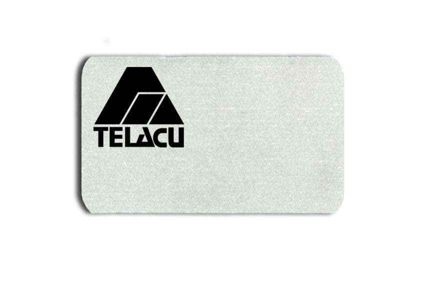 TELACU name badges