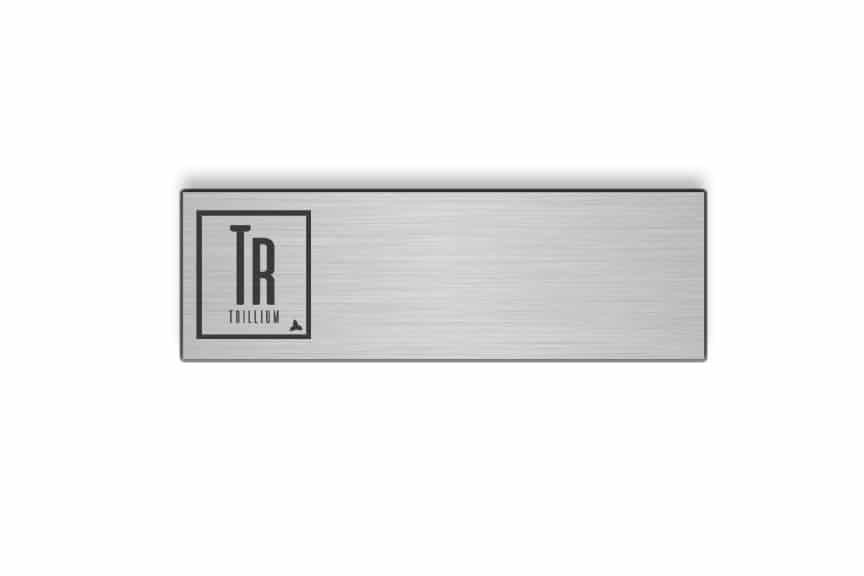 Trillium name badges