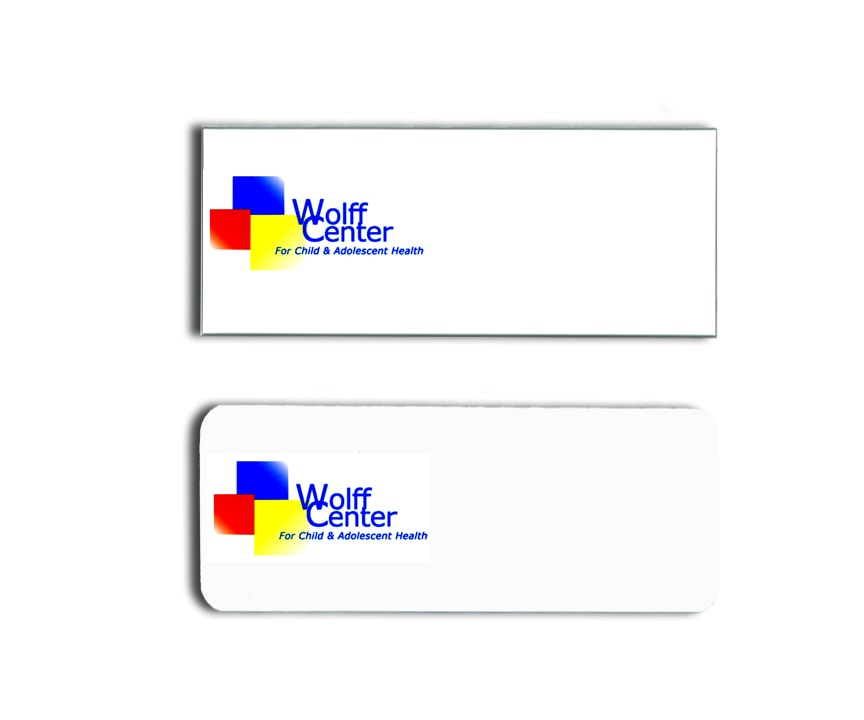 Name Badges tags