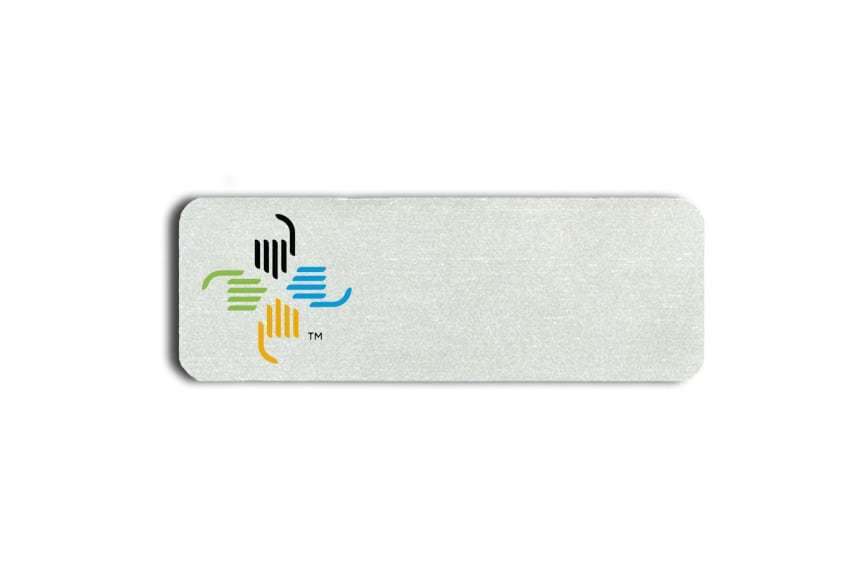World Relief name badges