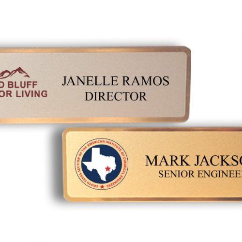 name badges texas
