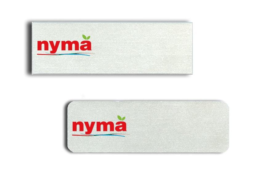 nyma name tags badges