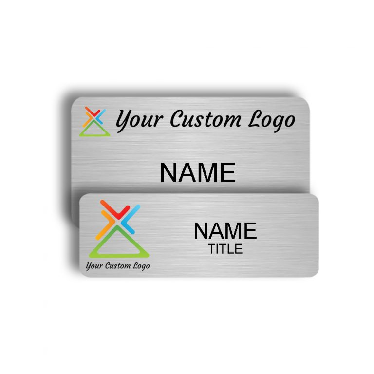 name badges & tags