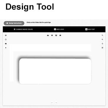 Name Badge Design Tool