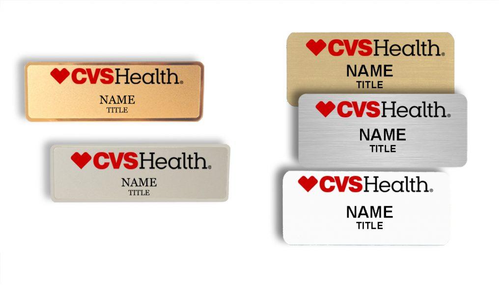 CVS Health Name Badges