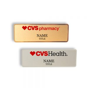 CVS Name Badges and Tags